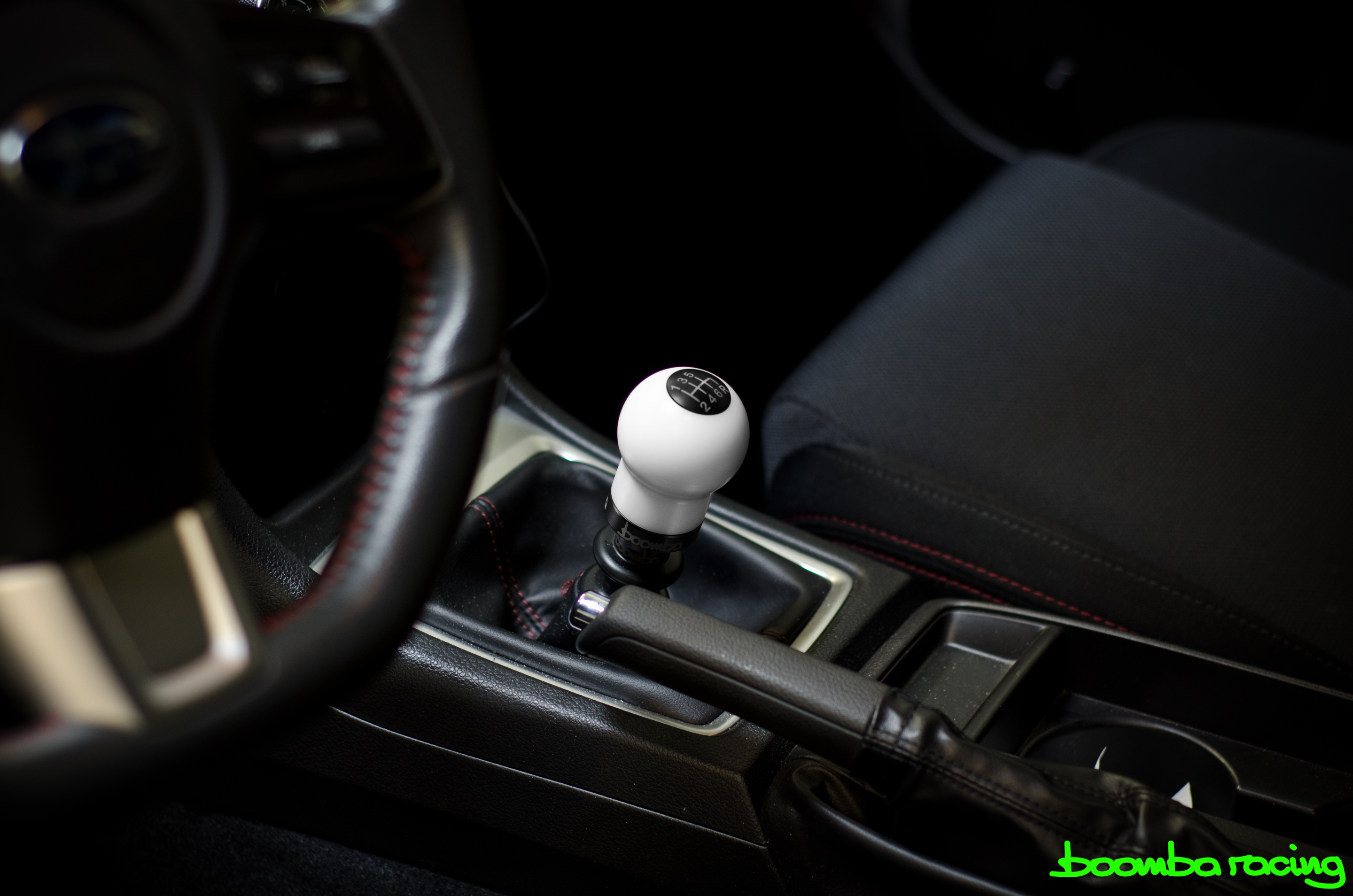 Sneak peek at a new weighted shift knob design we've been
