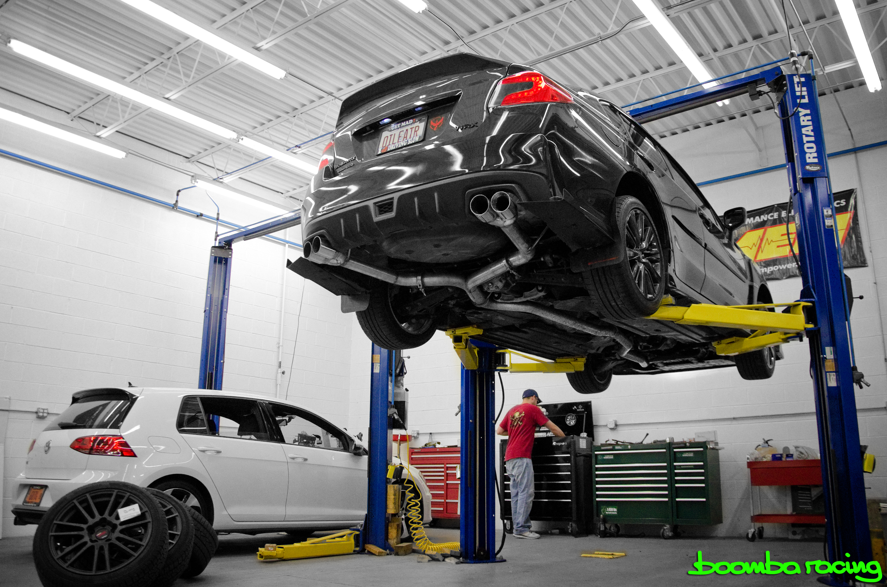 Boomba Racing | Performance Automotive Products